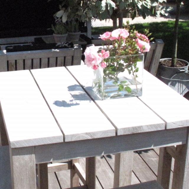 Annapart - Teak Bar Table 4