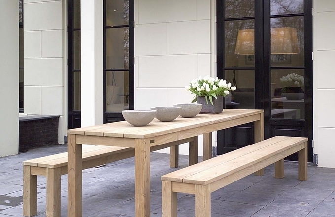 Annapart - Picknick Bench 1