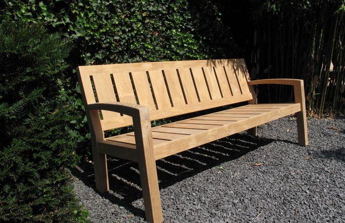 Teak tuinbank - Super Excellent Bench 1