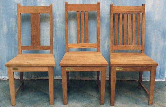 Teak eetkamerstoelen | Dining Chair - Annapart 3