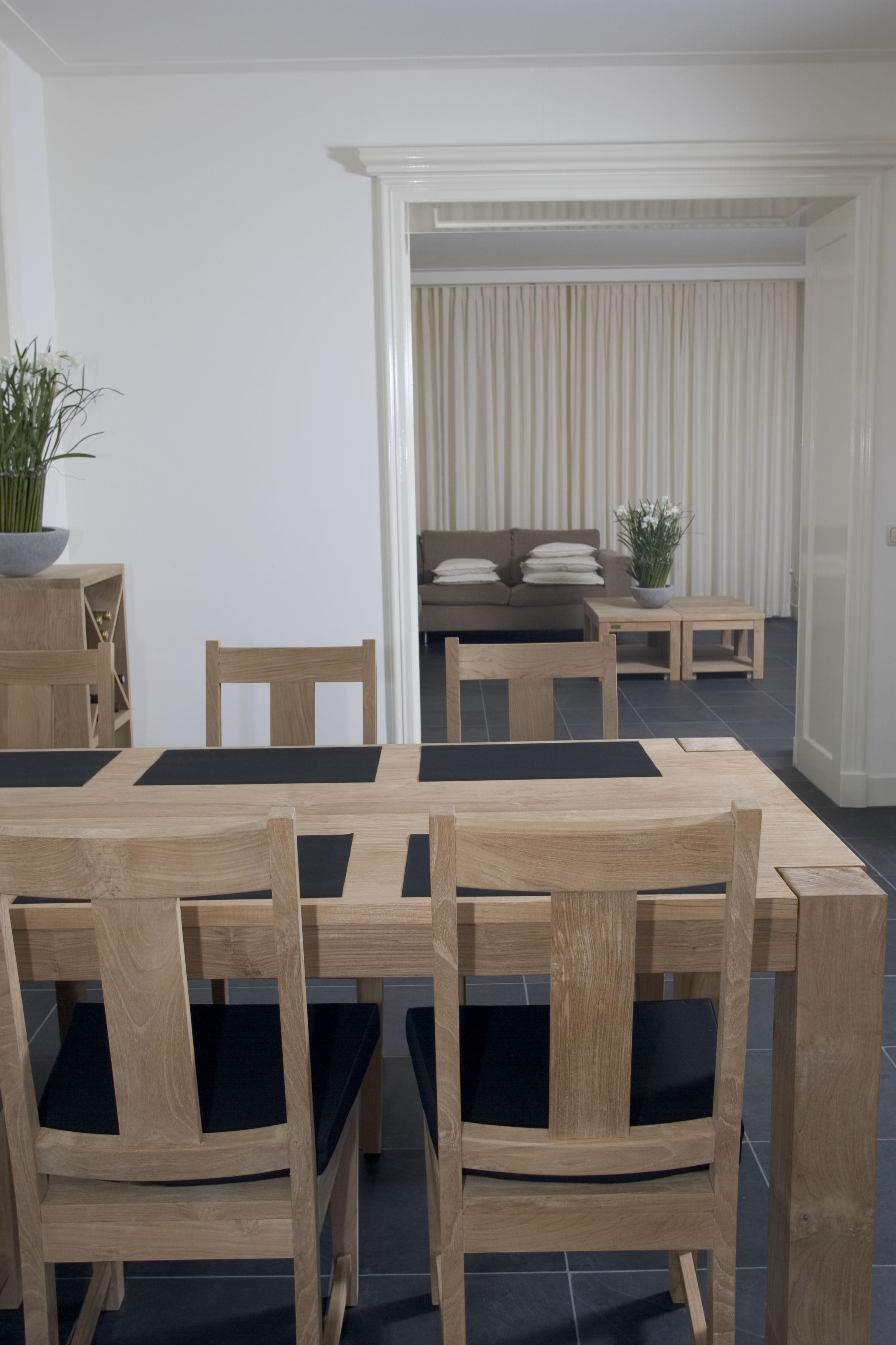 Teak eetkamerstoelen | Dining Chair - Annapart 2