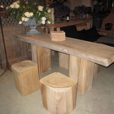Table primitive | Outlet 50% korting